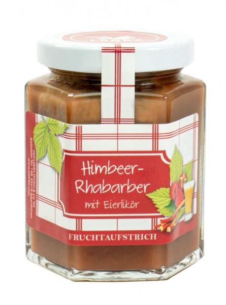 Himbeer-Rhabarber-Eierlikör Fruchtaufstrich 200g