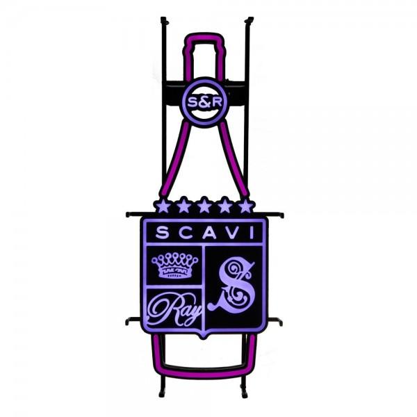 """Leuchtreklame Schild """"Bottle"""" von SCAVI & RAY"""