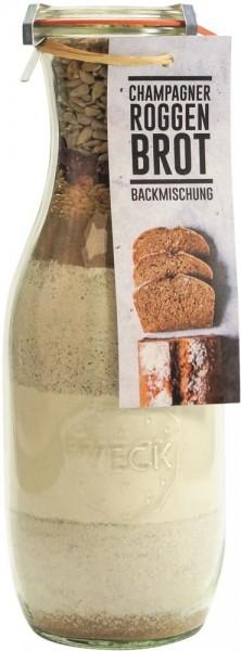 Backmischung Champagner Roggen Brot 1062ml