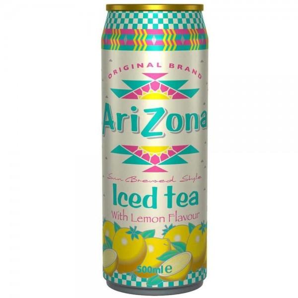 Arizona Iced Tea Lemon Dose 0,5l