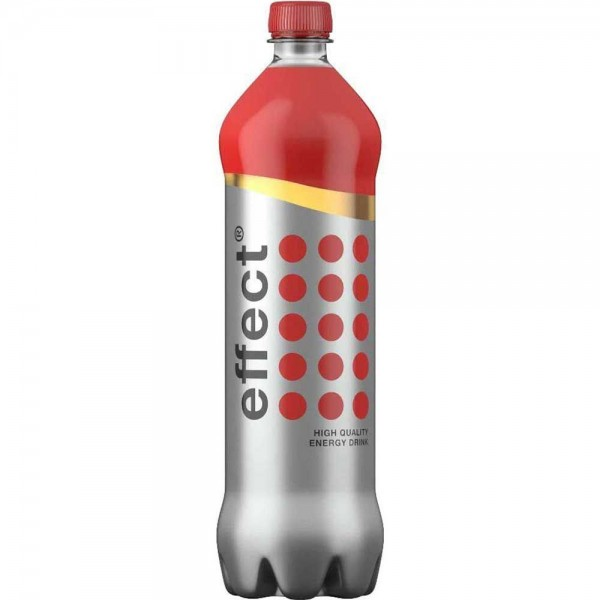 effect® High Quality Energy Drink PET 1,0l