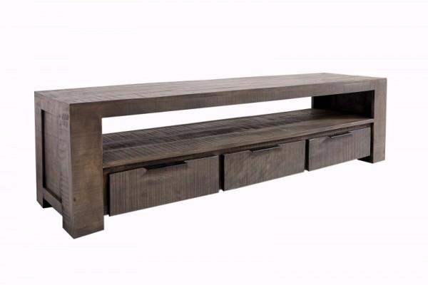 TV Board Iron Craft 170cm grau Mango 39279