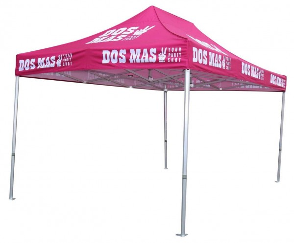 DOS MAS Party-Pavillion 3x4,5m inkl. Tasche