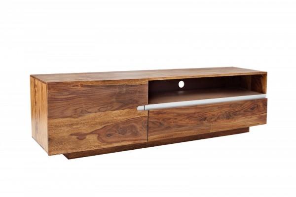 TV-Board Fire&Earth 160cm Sheesham 38112