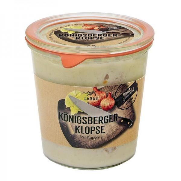 Königsberger Klopse 580ml Weckglas