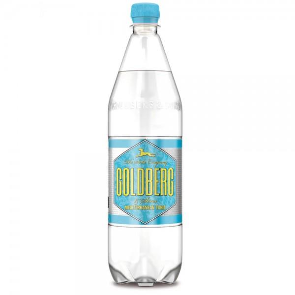 GOLDBERG Mediterranean Tonic Water 1l PET