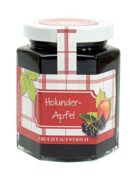 Holunder-Apfel Fruchtaufstrich 200g