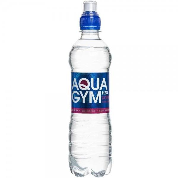 AQUAGYM Koffeinwasser 0,5l