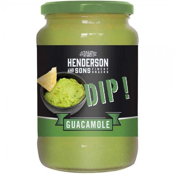 Henderson & Sons Guacamole Dip Vorratspackung