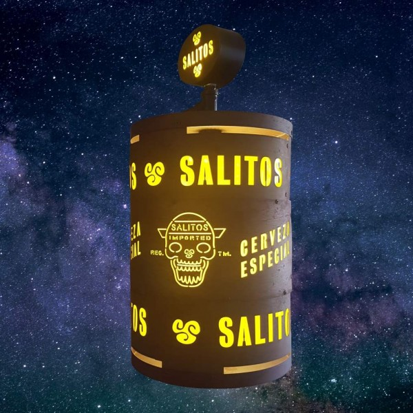 SALITOS 360 Grad Lampe