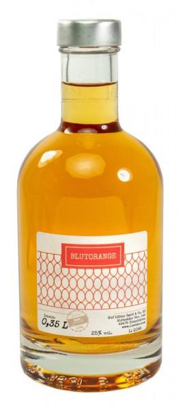 Blutorangen-Likör 0,35l Nocturne-Flasche