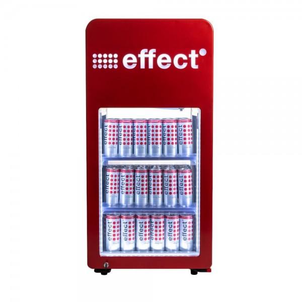 effect® 360 Grad Kühlschrank (rot)