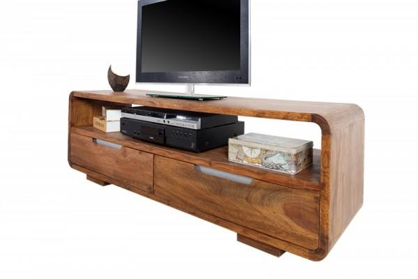 TV Lowboard Goa 130cm Sheesham 35869