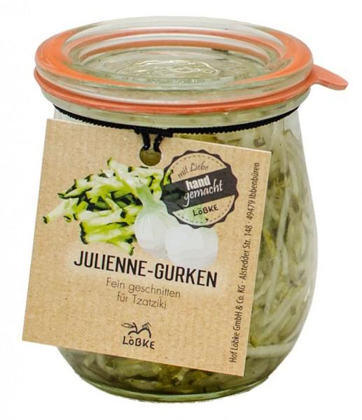 Julienne-Gurken 220ml
