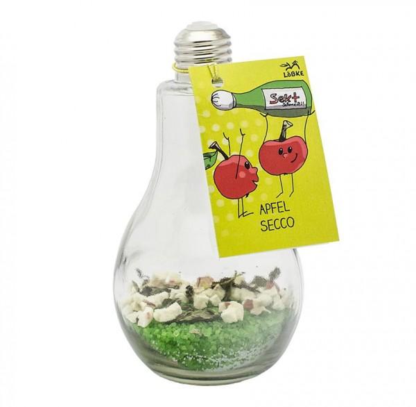 Secco-Ansatz Apfel-Secco 0,39l Glühbirne