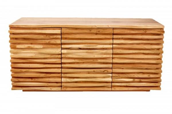 Sideboard Relief 160cm Akazie 39736