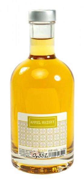 Apfel-Whisky-Likör 0,35l Nocturne-Flasche
