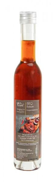 BBQ Balsam Essig 0,25l Vittoria-Flasche
