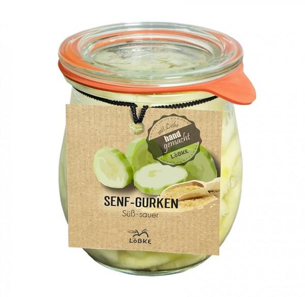 Senf Gurken 220ml