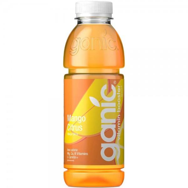"""ganic® """"Mango Citrus 0,5l"""