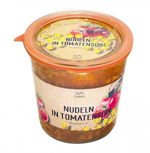 Nudeln in Tomatensauce 580ml