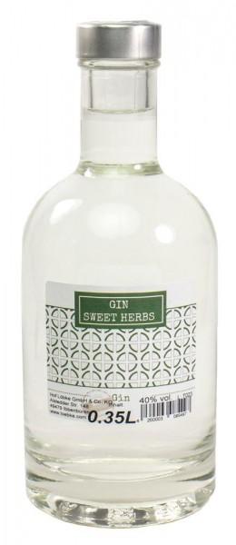 Gin-Sweet-Herbs 0,35l Nocturne-Flasche