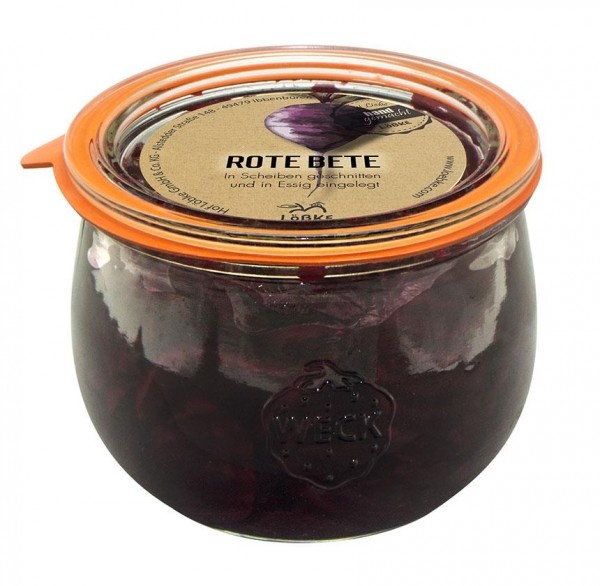 Rote Bete 580ml