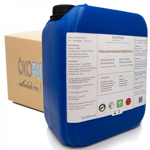 Flächendesinfektion 40000 ml (2 x 20000 ml)