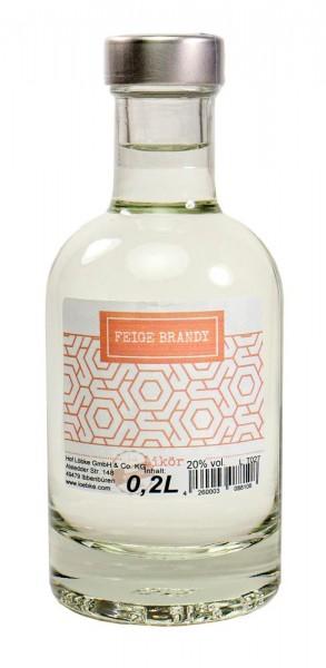 Feigen-Brandy-Likör 0,20l Nocturne-Flasche