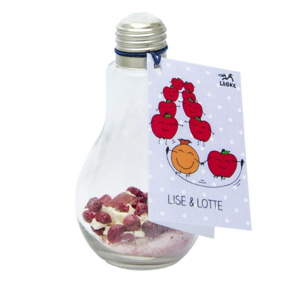Cocktail-Ansatz Lise & Lotte 0,18l Glühbirne