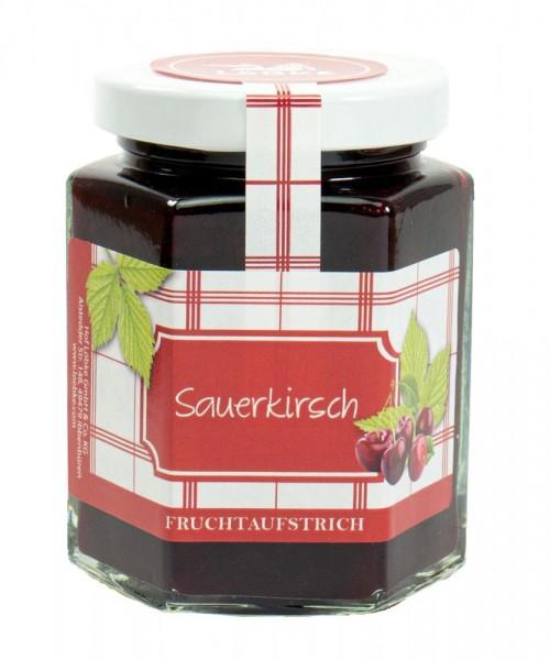 Sauerkirsch Fruchtaufstrich 200g