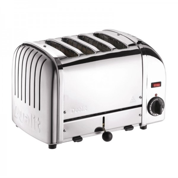 Dualit Toaster 40352 Chrom 4 Schlitze