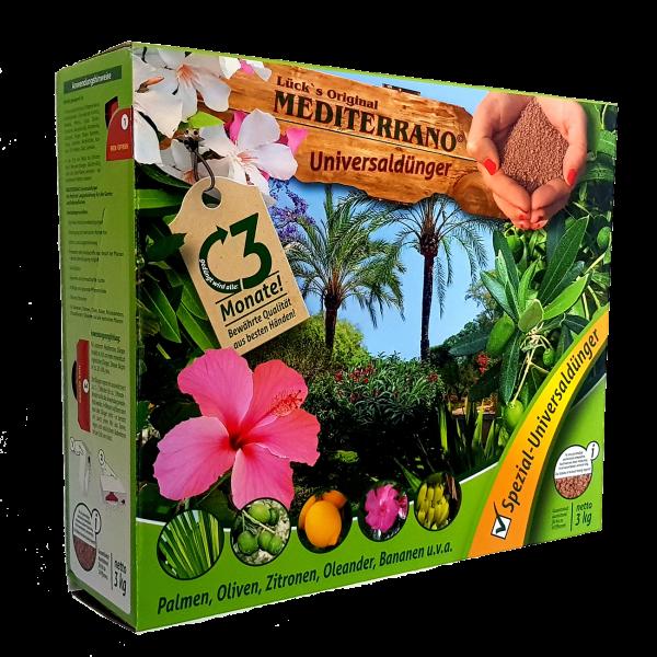 Mediterrano Universal Dünger für mediterrane Pflanzen