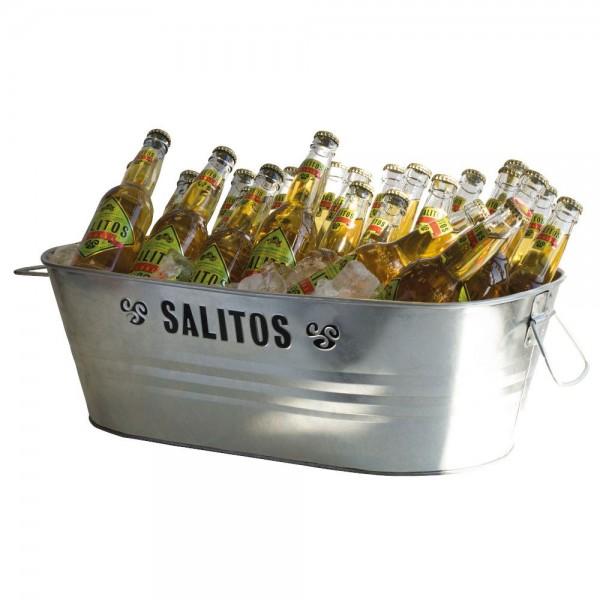 Salitos Flaschkühler XXL (Chrome)