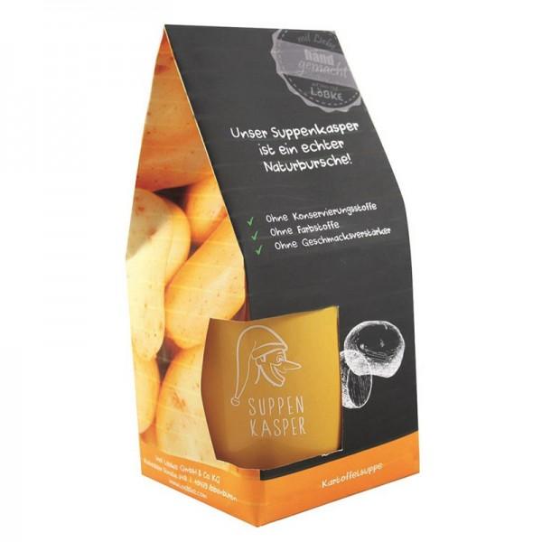 Suppenkasper - Tassensuppe Kartoffel