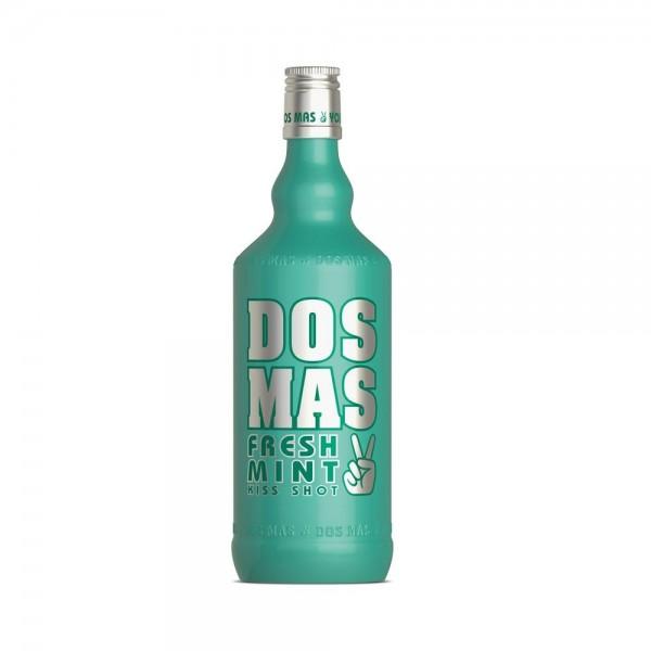 DOS MAS KISS SHOT Mint 0,7l