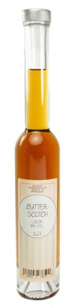 Butter-Scotch Likör 0,20l Platina-Flasche
