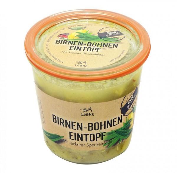 Birnen-Bohnen-Speck Eintopf 580ml