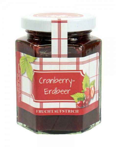 Cranberry-Erdbeer Fruchtaufstrich 200g