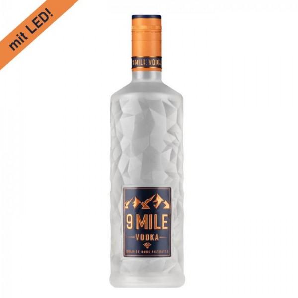 9 MILE - Unique Premium-Vodka 0,7l