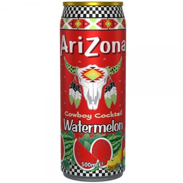 Arizona Iced Tea Watermelon Dose 0,5l