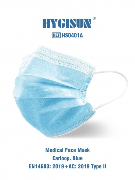 HYGISUN Medizinische OP Maske Tpy 2 (HS0401A)