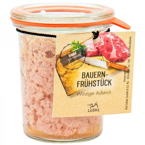 Bauernfrühstück 125g Mini-Weckglas