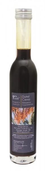 Dattel Crema Balsamica 0,25l Vittoria-Flasche