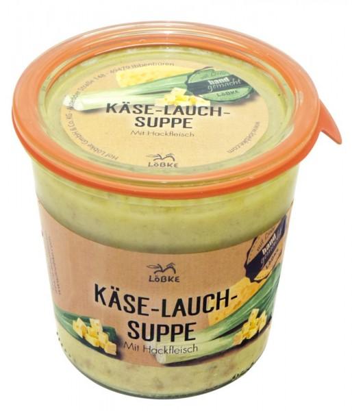 Käse-Lauch mit Hackfleisch 580ml