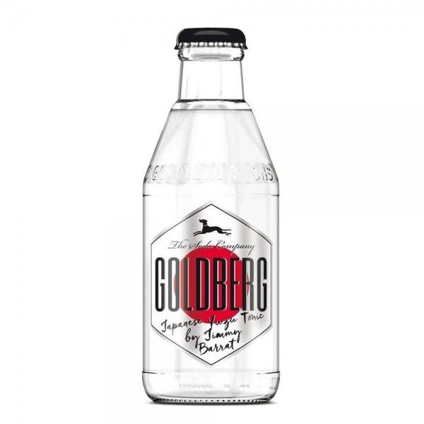 GOLDBERG Japanese Yuzu Tonic Water 0,2l