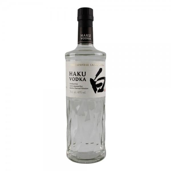 Japanischer Reis-Vodka haku 0,7l