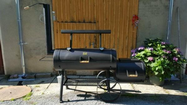 20 Zoll BBQ Smoker mieten