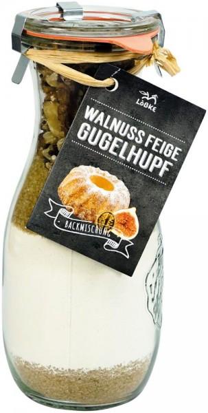 Backmischung Walnuss-Feige-Gugelhupf 530ml