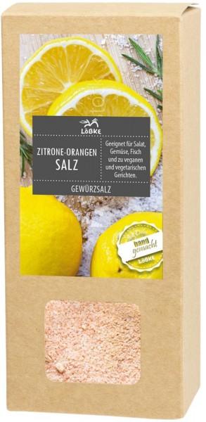 Zitrone Orangensalz
